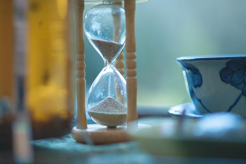時間の使い方は公私ともに影響する